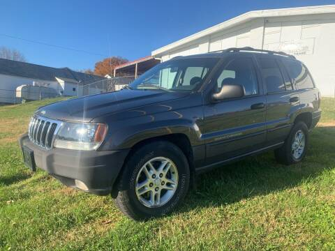 2003 Jeep Grand Cherokee for sale at Ridley Auto Sales, Inc. in White Pine TN