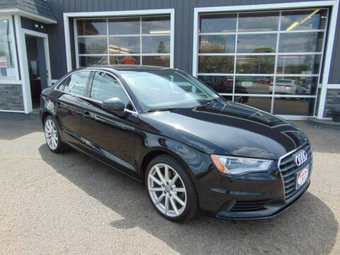 2015 Audi A3 for sale at Akron Auto Sales in Akron OH