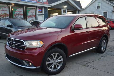 2014 Dodge Durango for sale at Cass Auto Sales Inc in Joliet IL