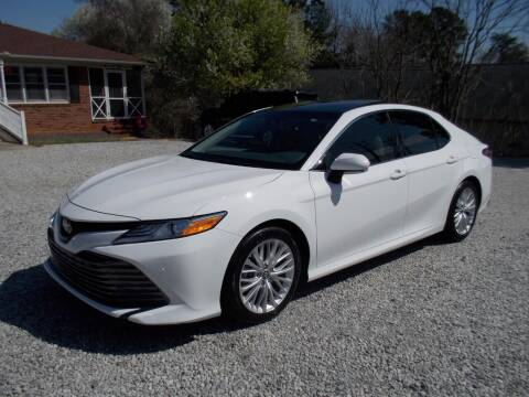 2018 Toyota Camry for sale at Carolina Auto Connection & Motorsports in Spartanburg SC