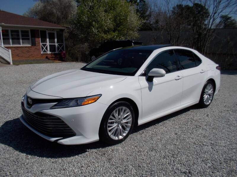 2018 Toyota Camry for sale in Spartanburg, SC