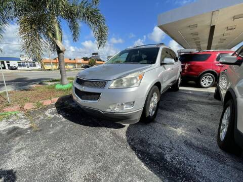 2010 Chevrolet Traverse for sale at ROCKLEDGE in Rockledge FL