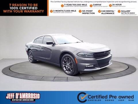 2018 Dodge Charger for sale at Jeff D'Ambrosio Auto Group in Downingtown PA