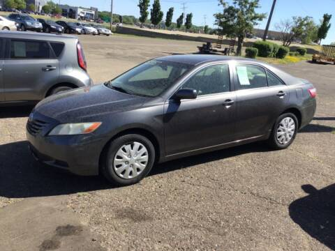2007 Toyota Camry for sale at Sparkle Auto Sales in Maplewood MN