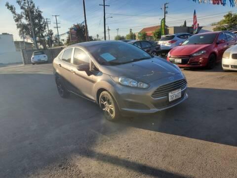 2014 Ford Fiesta for sale at Silver Star Auto in San Bernardino CA