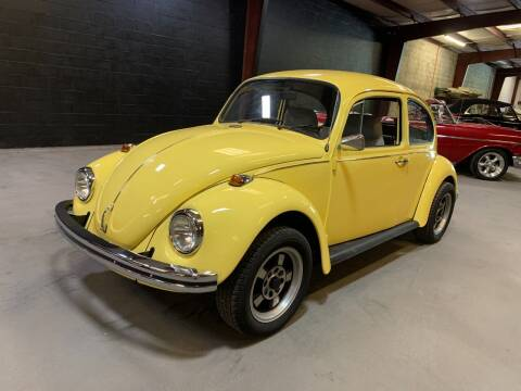 1968 Volkswagen Beetle for sale at American Classic Car Sales in Sarasota FL