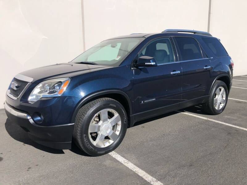 2007 GMC Acadia for sale at City Auto Sales in Sparks NV