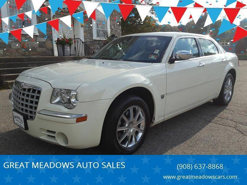 2007 Chrysler 300 for sale at GREAT MEADOWS AUTO SALES in Great Meadows NJ