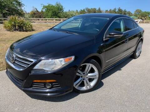 2011 Volkswagen CC for sale at Deerfield Automall in Deerfield Beach FL