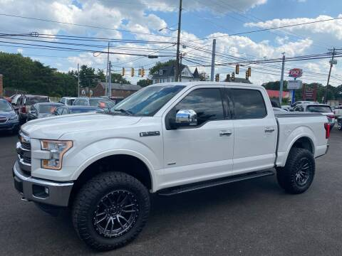 2015 Ford F-150 for sale at Masic Motors, Inc. in Harrisburg PA