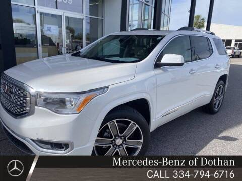 2018 GMC Acadia for sale at Mike Schmitz Automotive Group in Dothan AL