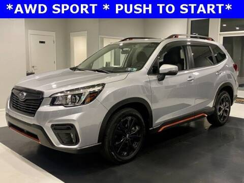2019 Subaru Forester for sale at Ron's Automotive in Manchester MD