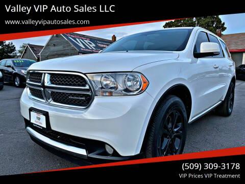 2011 Dodge Durango for sale at Valley VIP Auto Sales LLC - Valley VIP Auto Sales - E Sprague in Spokane Valley WA