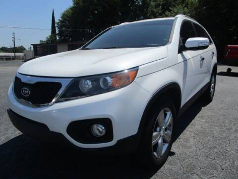2013 Kia Sorento for sale at Lewis Page Auto Brokers in Gainesville GA