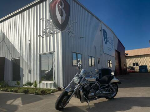 2002 Harley Davidson  VRSCA for sale at Barrett Bikes LLC in San Juan TX