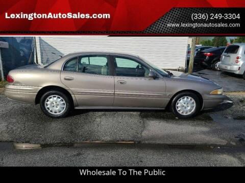 2001 Buick LeSabre for sale at LexingtonAutoSales.com in Lexington NC