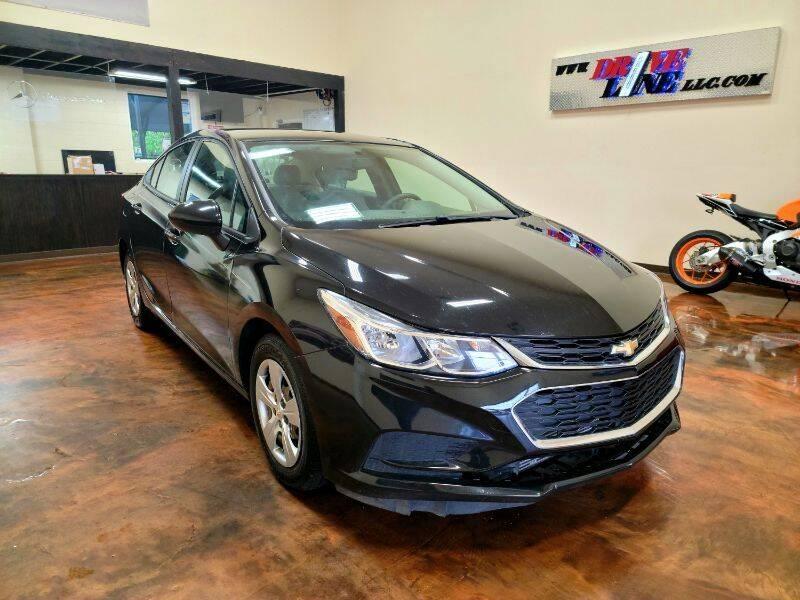 2017 Chevrolet Cruze for sale at Driveline LLC in Jacksonville FL