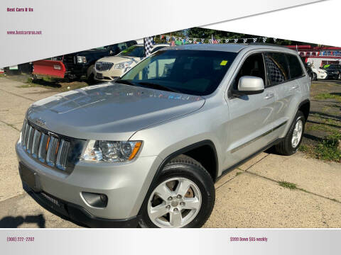 2012 Jeep Grand Cherokee for sale at Best Cars R Us in Plainfield NJ