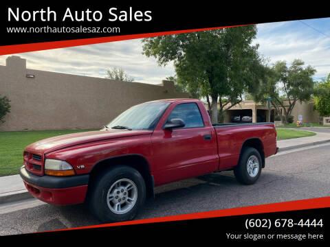 1997 Dodge Dakota for sale at North Auto Sales in Phoenix AZ