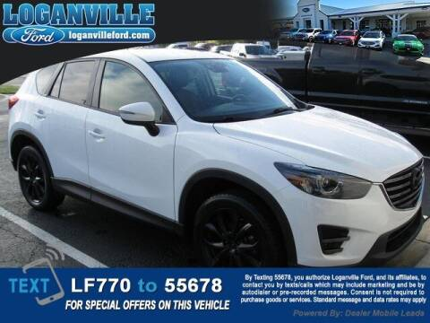2016 Mazda CX-5 for sale at Loganville Quick Lane and Tire Center in Loganville GA
