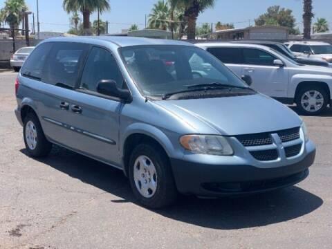 2003 Dodge Caravan for sale at Brown & Brown Wholesale in Mesa AZ