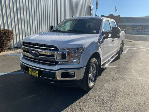 2019 Ford F-150 for sale at DAVENPORT MOTOR COMPANY in Davenport WA
