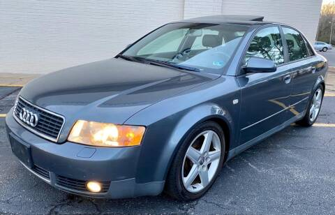 2004 Audi A4 for sale at Carland Auto Sales INC. in Portsmouth VA