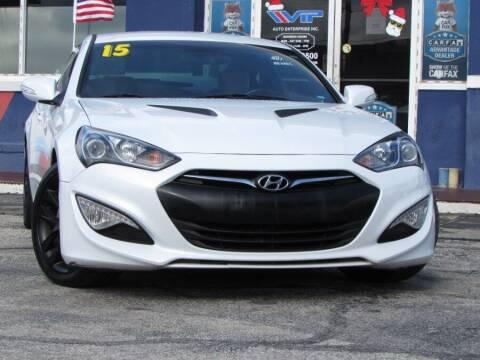 2015 Hyundai Genesis Coupe for sale at VIP AUTO ENTERPRISE INC. in Orlando FL