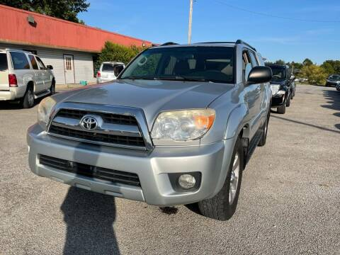 2008 Toyota 4Runner for sale at Best Buy Auto Sales in Murphysboro IL