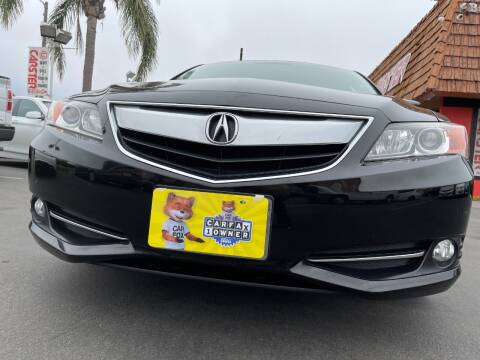 2013 Acura ILX for sale at CARSTER in Huntington Beach CA