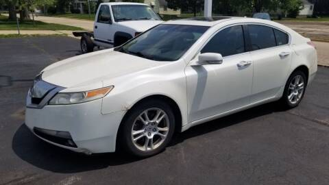 2009 Acura TL for sale at Advantage Auto Sales & Imports Inc in Loves Park IL