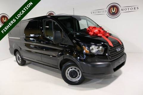 2016 Ford Transit Cargo for sale at Unlimited Motors in Fishers IN