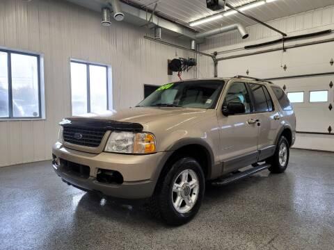 2002 Ford Explorer for sale at Sand's Auto Sales in Cambridge MN