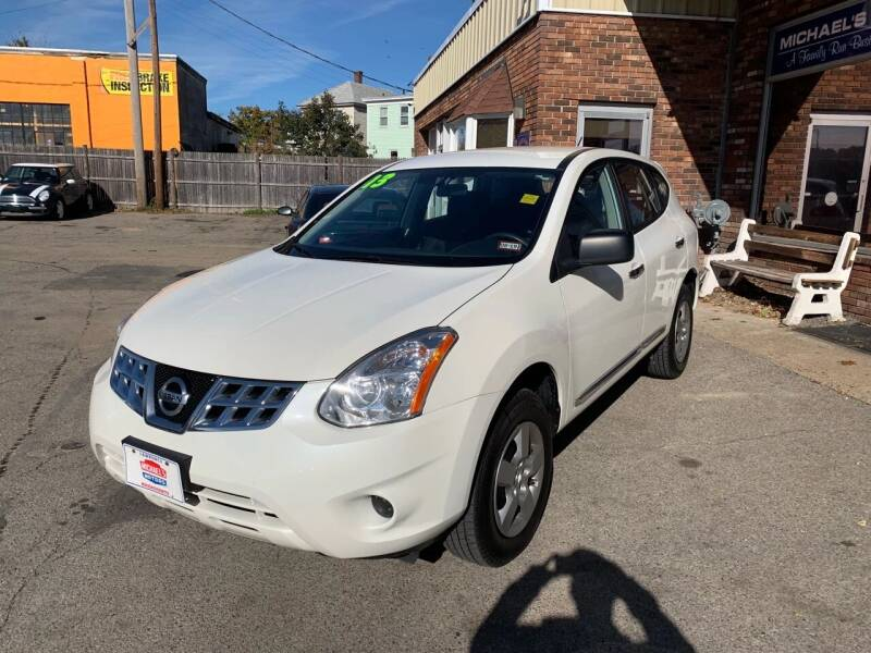 2013 Nissan Rogue for sale at Michaels Motor Sales INC in Lawrence MA