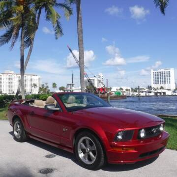 2006 Ford Mustang for sale at Choice Auto in Fort Lauderdale FL