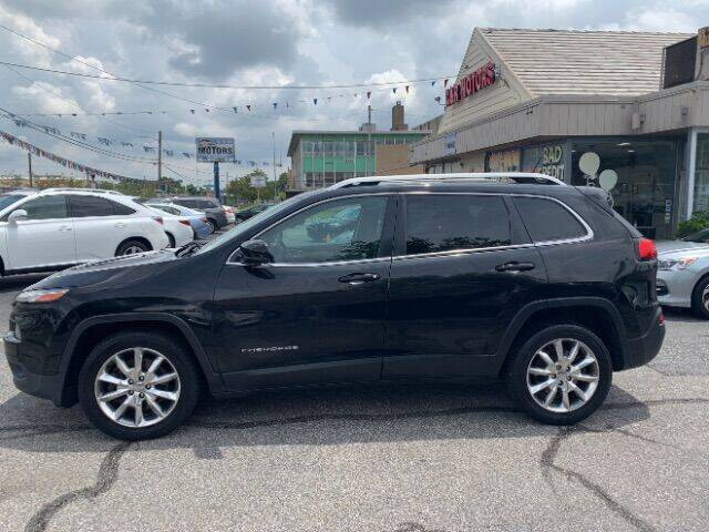 2014 Jeep Cherokee for sale at A&R Motors in Baltimore MD