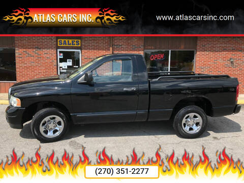 2004 Dodge Ram Pickup 1500 for sale at Atlas Cars Inc. in Radcliff KY