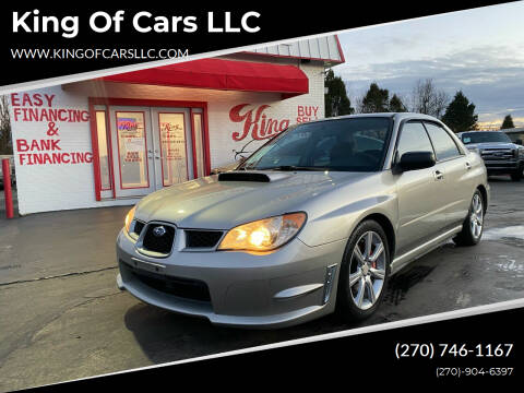 2007 Subaru Impreza for sale at King of Cars LLC in Bowling Green KY