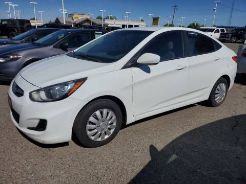 2013 Hyundai Accent for sale at Revolution Auto Group in Idaho Falls ID