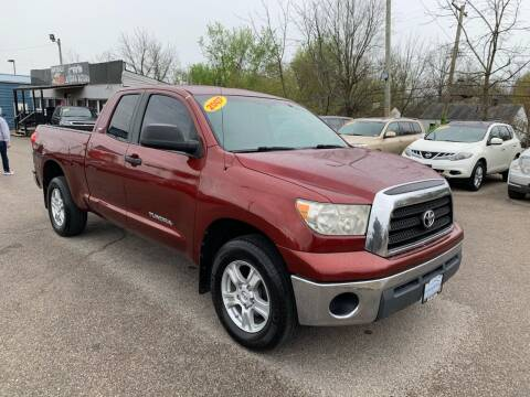2007 Toyota Tundra for sale at LexTown Motors in Lexington KY