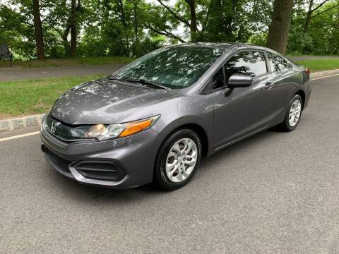 2015 Honda Civic for sale at Crazy Cars Auto Sale in Jersey City NJ