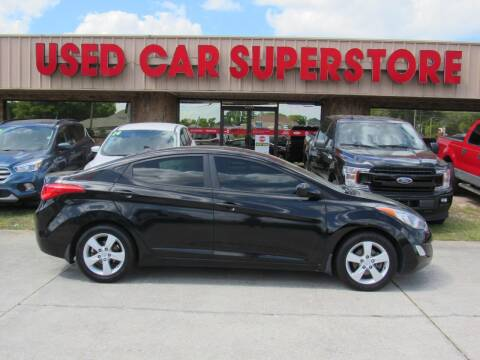2013 Hyundai Elantra for sale at Checkered Flag Auto Sales NORTH in Lakeland FL