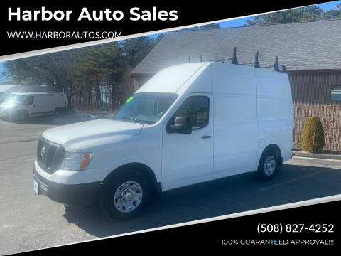 2014 Nissan NV Cargo for sale at Harbor Auto Sales in Hyannis MA