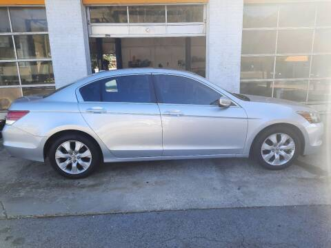 2008 Honda Accord for sale at PIRATE AUTO SALES in Greenville NC