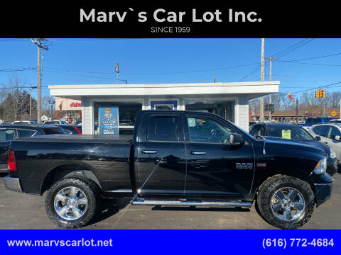 2013 RAM Ram Pickup 1500 for sale at Marv`s Car Lot Inc. in Zeeland MI