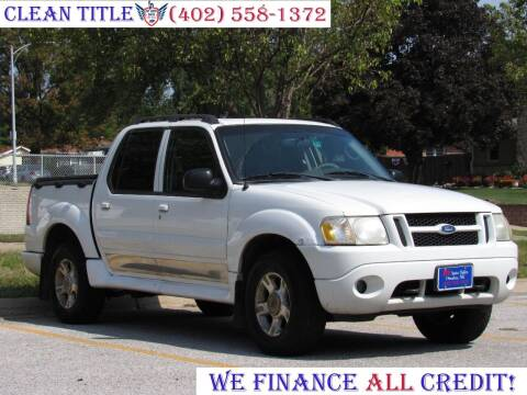 2004 Ford Explorer Sport Trac for sale at NY AUTO SALES in Omaha NE