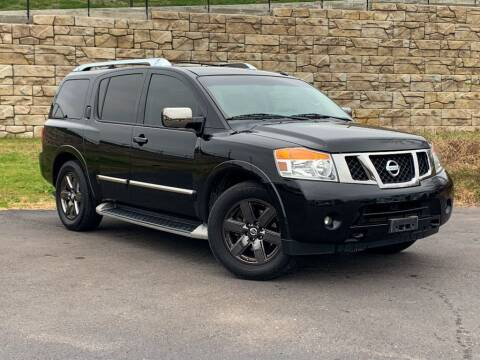 2013 Nissan Armada for sale at Car Hunters LLC in Mount Juliet TN