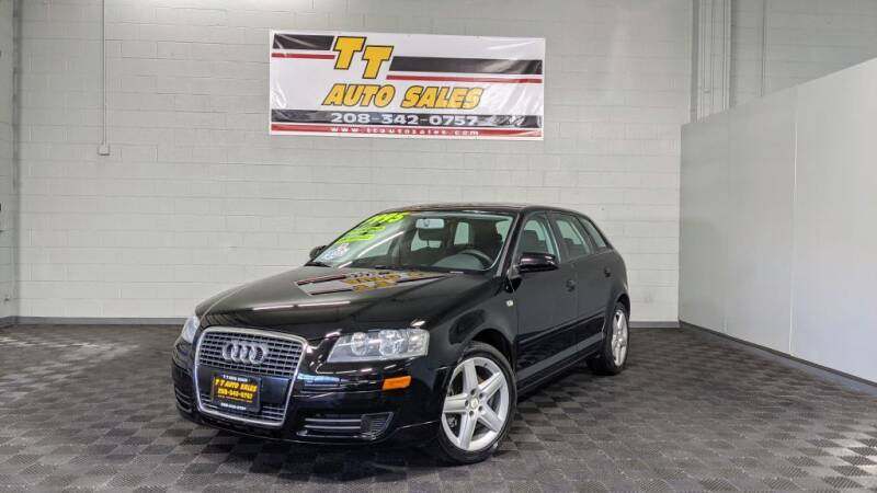 2008 Audi A3 for sale at TT Auto Sales LLC. in Boise ID