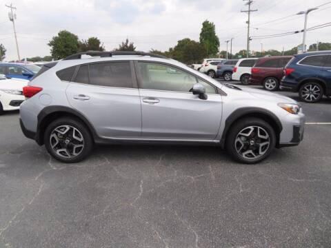 2018 Subaru Crosstrek for sale at DICK BROOKS PRE-OWNED in Lyman SC