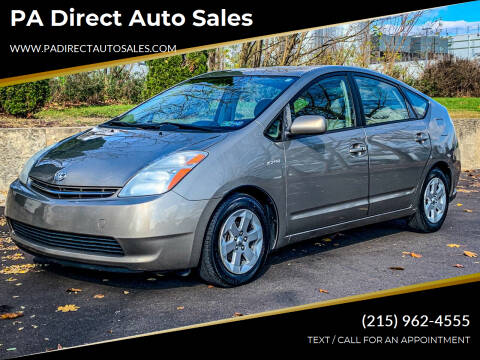 2006 Toyota Prius for sale at PA Direct Auto Sales in Levittown PA